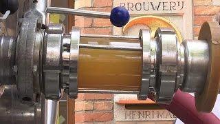 Bruges, na Bélgica, inaugura cervejoduto