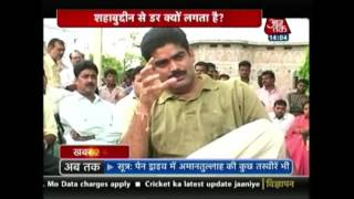 Terror Files Of RJD Leader Mohd Shahabuddin