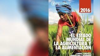 El Estado mundial de la Agricultura y la Alimentation 2016 (SOFA)