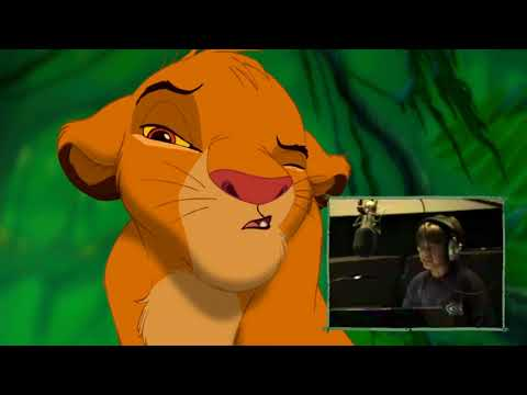 The Lion King | BTS: The Voices