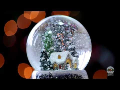 Как сделать стеклянный шар своими руками видео