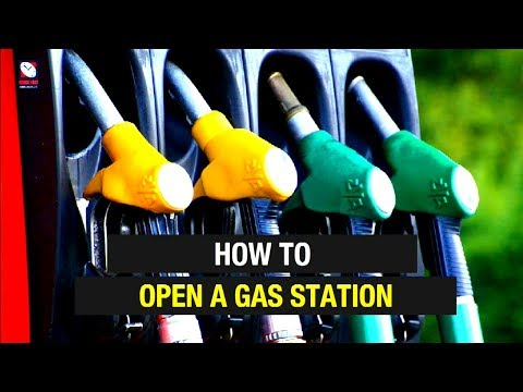 How to Starting a gas station business plan