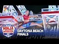 Jessie Graff at the Daytona Beach City Finals - American Ninja Warrior 2017