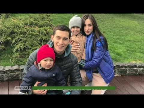 Степаненко снова стал отцом (видео)