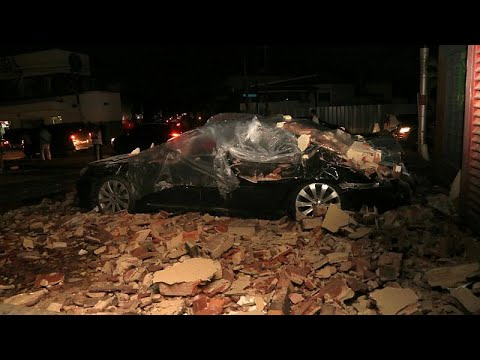 Βενεζουέλα: Σεισμός 7,3 Ρίχτερ