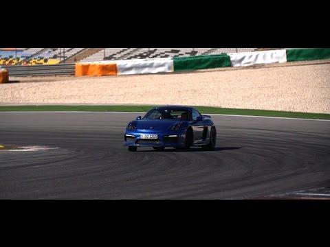 Chris Harris on Cars - Porsche Cayman GT4 full test