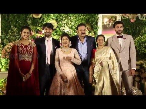 Chiranjeevi Daughter Sreeja Wedding Reception