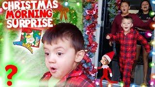 Video Christmas Morning Surprise (FUNnel Fam 2018 Xmas Haul Vision) MP3, 3GP, MP4, WEBM, AVI, FLV Juli 2019