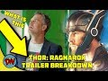Thor Ragnarok New Trailer Breakdown | Explained in Hindi