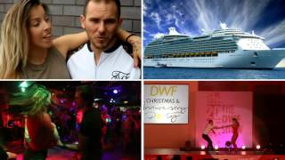 Korke Y Judith   Salsa Cruise Party in Singapore