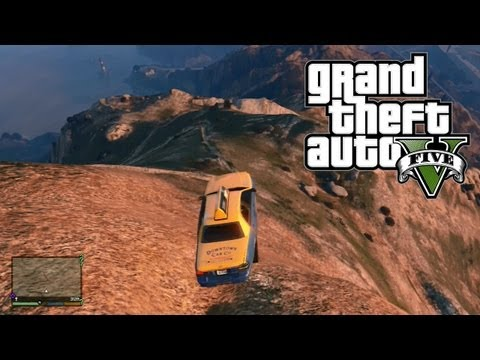 גי.טי.אי - Enjoy the show? Subscribe to see more GTA 5 videos! ▻ Click here to Subscribe! http://bit.ly/SubToTG ○ Next Episode (Episode 2) - http://bit.ly/gta5live2 ○ F...