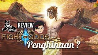 Video Fight Of Gods - Game Pelecehan Agama? - Lazy Review MP3, 3GP, MP4, WEBM, AVI, FLV Oktober 2017