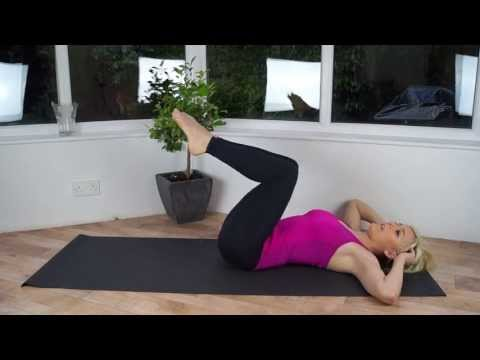Women's Home Abs Workout | Get a killer midsection in 5 minutes