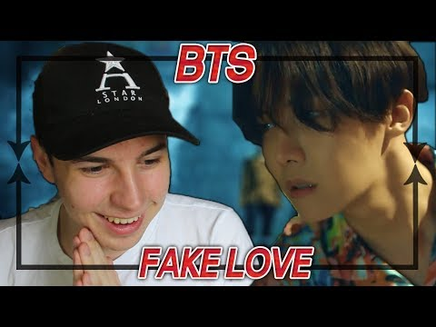 BTS (방탄소년단) 'FAKE LOVE' Official MV REACTION!!! (видео)
