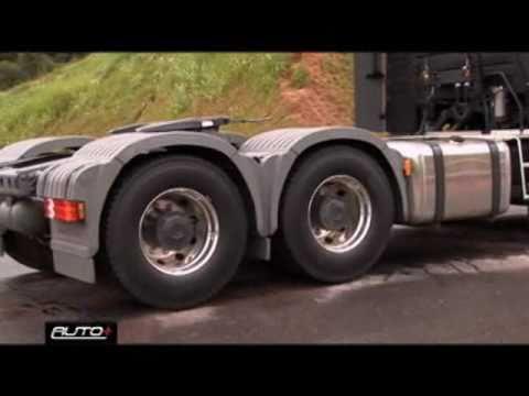 Грузовики Mercedes-Benz Actros 2646