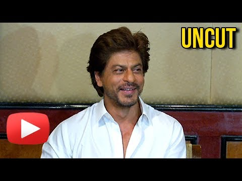 Shahrukh Khan Eid Special Press Conference - Full