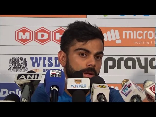 Kohli BACKS Dhoni says he will find momentum