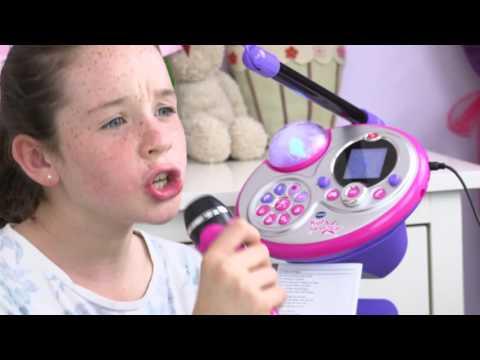 VTech Kidi Super Star Mic   VTech Toys UK ADVERTISEMENT