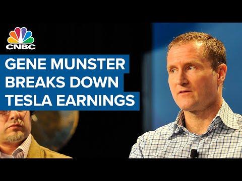 Gene Munster breaks down Tesla earnings
