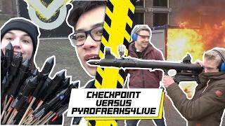 Nonton Schieten Met Een Vuurwerkbazooka     Checkpoint Versus Pyrofreaks4live Film Subtitle Indonesia Streaming Movie Download