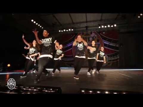 Young Nation | 3rd Place | World of Dance Europe 2013