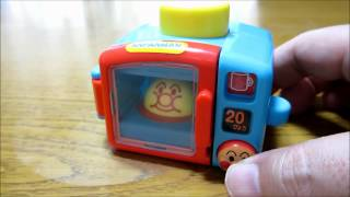 This Japanese Microwave Toy Looks Amazing!