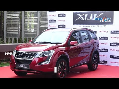 , 2018 Mahindra XUV 500 Interior and Exterior Review
