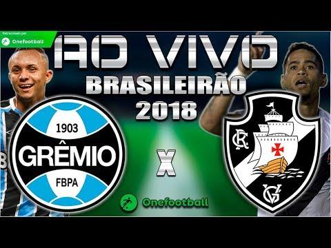 Grêmio 2x1 Vasco   Fluminense 0x0 Sport   Brasileirão 2018   Parciais Cartola FC   33ª Rodada  
