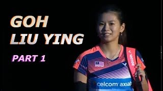 Video GOH LIU YING тзл Front Court Play. Part 1 MP3, 3GP, MP4, WEBM, AVI, FLV Januari 2019