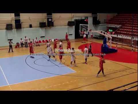 """1 kolo Grupa A KK""""Pozarevac"""" – KK """"Napredak junior"""" 64:69"""
