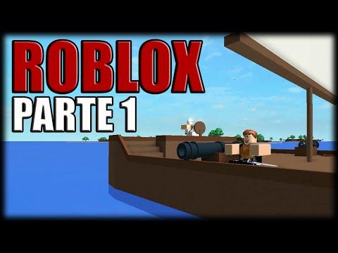 Jogando Roblox - A Procura das Frutas! - Parte 1
