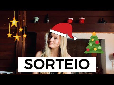 SORTEIO DE NATAL | Laura Brand