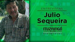 Huelga de hambre - Julio Sequeira Dirigente UCR