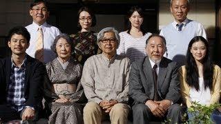 『東京家族』製作報告会見