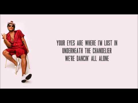 Bruno Mars - Versace On The Floor (Lyrics)
