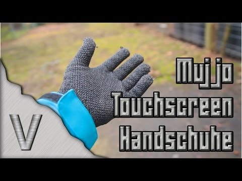 MUJJO Touchscreen Handschuhe Review!