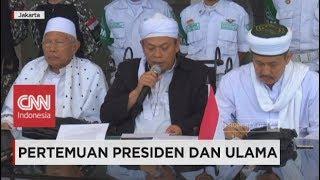 Video PA 212 Ungkap Isi Pertemuan dengan Presiden Jokowi MP3, 3GP, MP4, WEBM, AVI, FLV Desember 2018