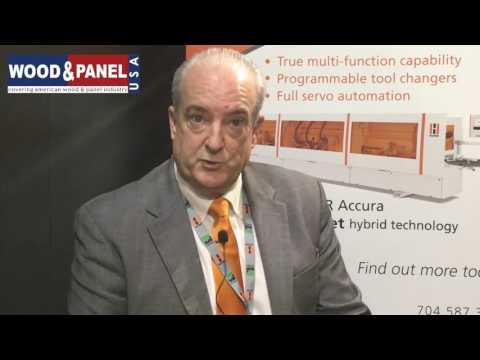 Expertspeak from IWF Atlanta: Richard Hannigan of Weinig/Holz-her