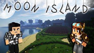 Video Minecraft - Moon Island #Ep1 La découverte ! MP3, 3GP, MP4, WEBM, AVI, FLV November 2017