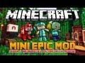 Minecraft 1.8 Mody - Mini Mod - Jeden z Najbardziej Przydatnych i Ciekawych Modów w Minecraft!