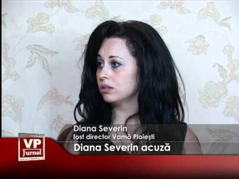 Diana Severin acuză