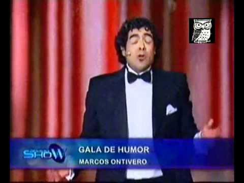 Marcos Ontivero (Gala de Humor)