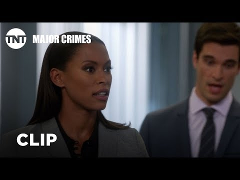 Major Crimes: By Any Means, Part 4 - Season 6, Ep. 13 [CLIP] | TNT