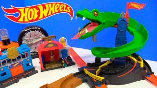 Video HOT WHEELS CITY PISTA COBRA TRITURADORA COBRA CRUSH ATAQUE EN LA CIUDAD HOT WHEELS MP3, 3GP, MP4, WEBM, AVI, FLV Februari 2019