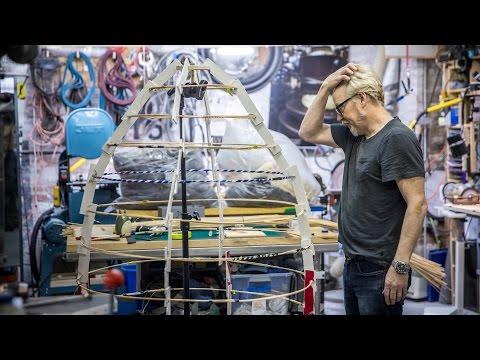 Adam Savage Fabricates 'My Neighbor Tototro' Costume - [42:47]