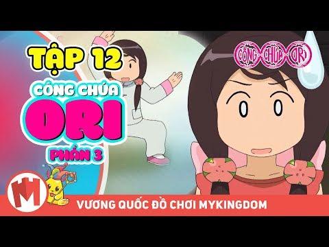 CÔNG CHÚA ORI - phần 3 | Tập 12: Có Một Hiền Hòa Khác - Phim hoạt hình Ori mới nhất - Thời lượng: 23:13.