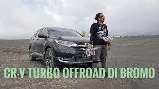 Akhirnya kesempatan untuk mencoba Honda CR-V Turbo Prestige datang juga. Lokasinya di Gunung Bromo. Walau mesinnya...