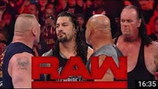 Nonton WWE RAW 30 January 2017 Highlights - Monday Night RAW 1/30/17 Highlights Film Subtitle Indonesia Streaming Movie Download