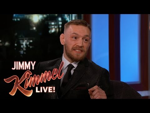 Conor McGregor Wants a Monkey