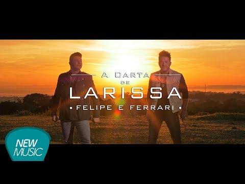 A CARTA DE LARISSA